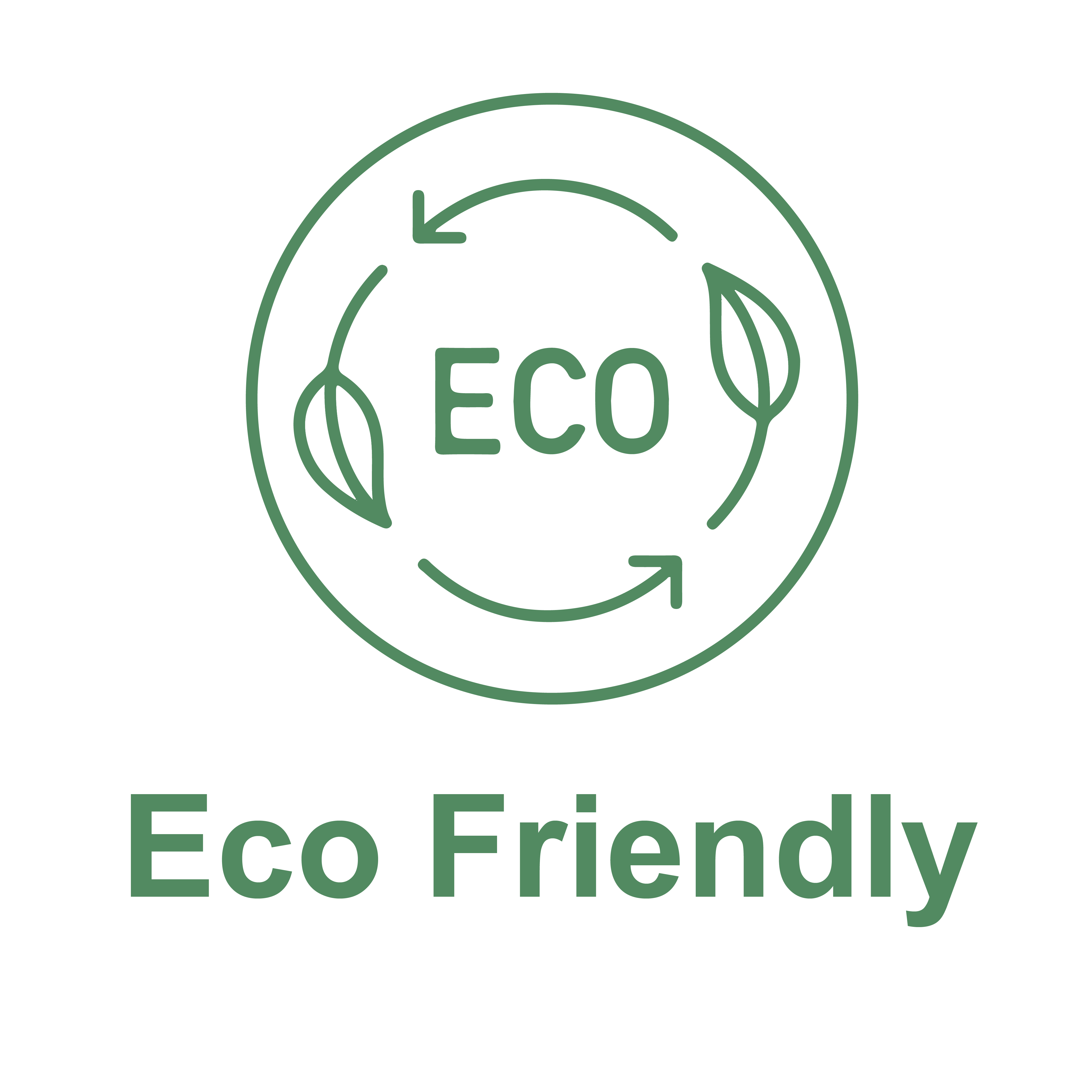 This product is Eco Friendly.